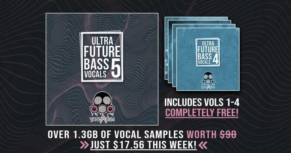 ULTRA FUTURE BASS VOX 5 DEAL 2