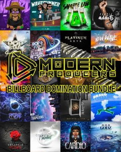 VST Buzz Modern Producers Billboard Bundle