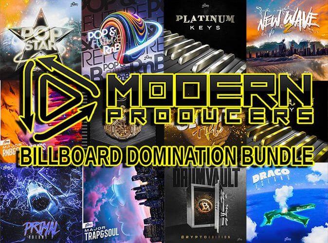 VST Buzz Modern Producers Billboard Bundle