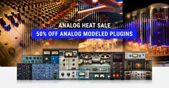 Waves Analog Heat Sale