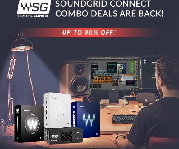 Waves Audio SoundGrid Connect Combo Deals