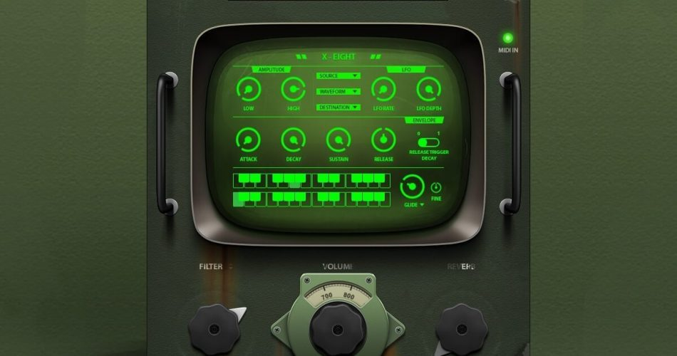 X EIGHT 808 VST Plugin
