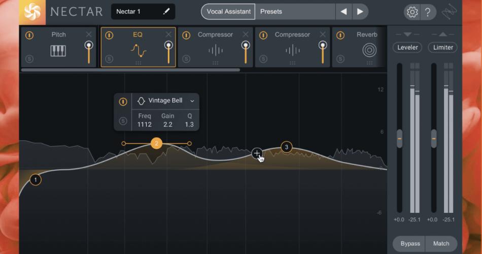 iZotope Nectar 3.1 update