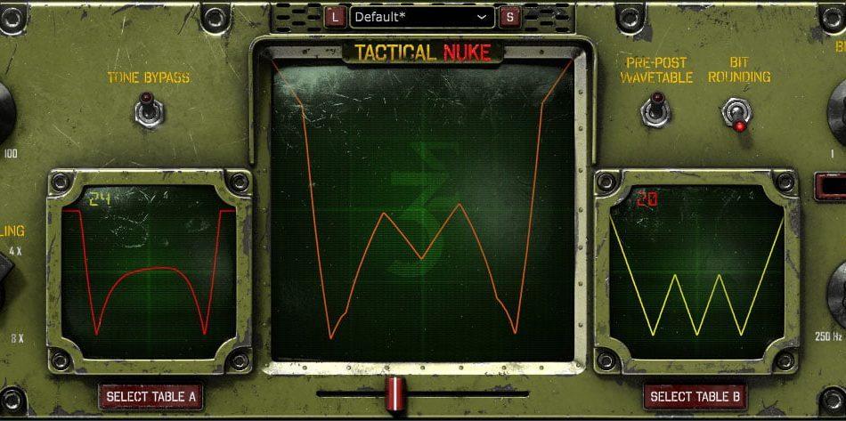 3 Sigma Audio Tactical Nuke