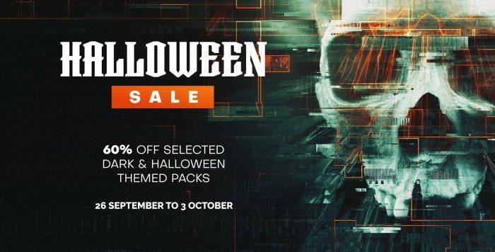 ADSR Sounds Halloween Sale
