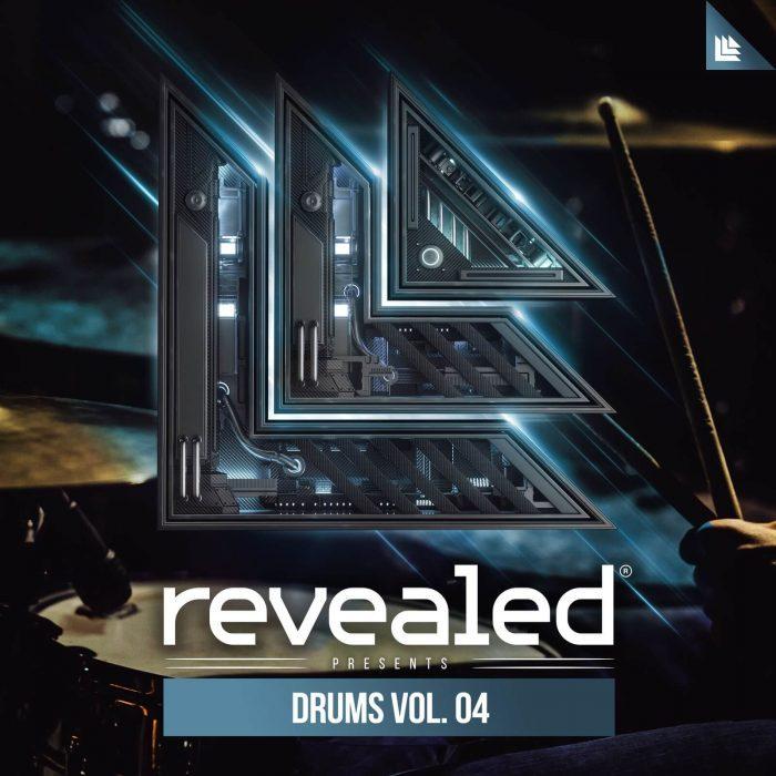 Alonso Sound Revealed Drums Vol 4