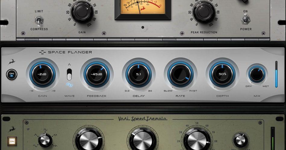 Antelope Audio Opto-2A, Space Flanger & Vari Speed Tremolo