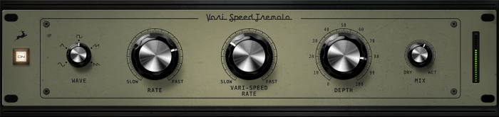 Antelope Audio Vari Speed Tremolo