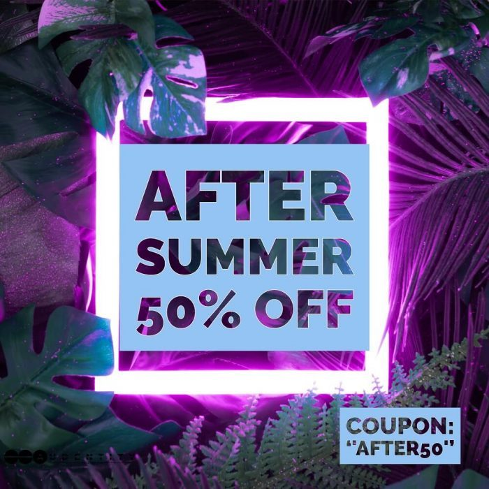 Audentity Records 50% Off