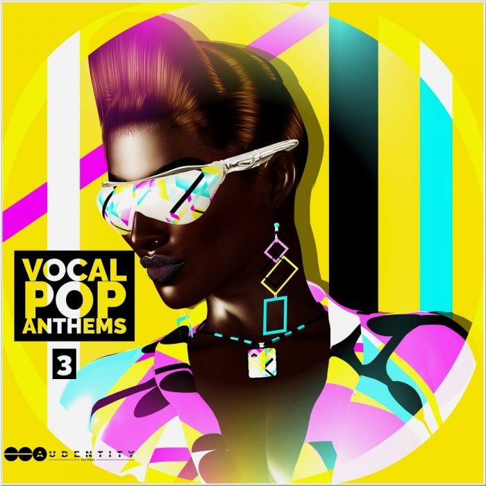 Audentity Records Vocal Pop Anthems 3