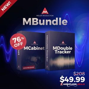 Audio Plugin Deals Meldaproduction MBundle