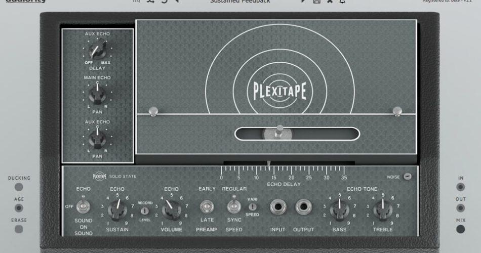 Audiority PlexiTape 1.1