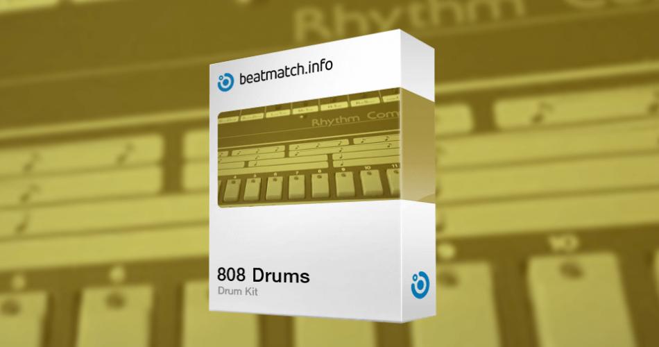 Beatmatch 808 Drums