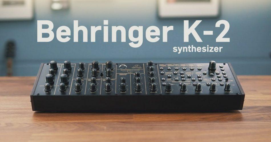 Behringer K 2