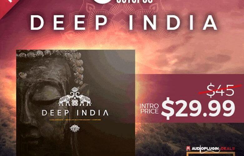 Black Octopus Deep India