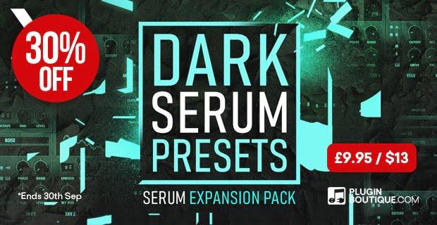 Dark Serum Presets 30 OFF