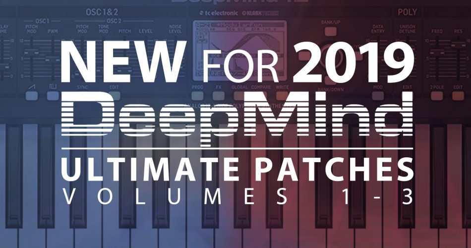 Deepmind Ultimate Patches VOLUMES 1 3