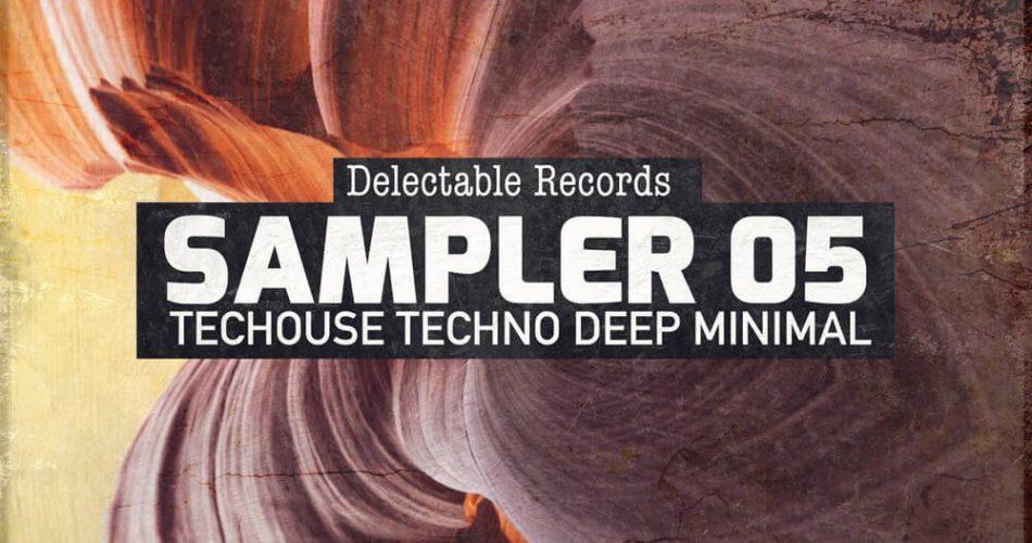 Delectable Records Label Sampler 5