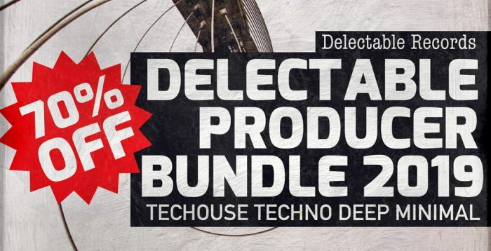 Delectable Records Producer Bundle 2019