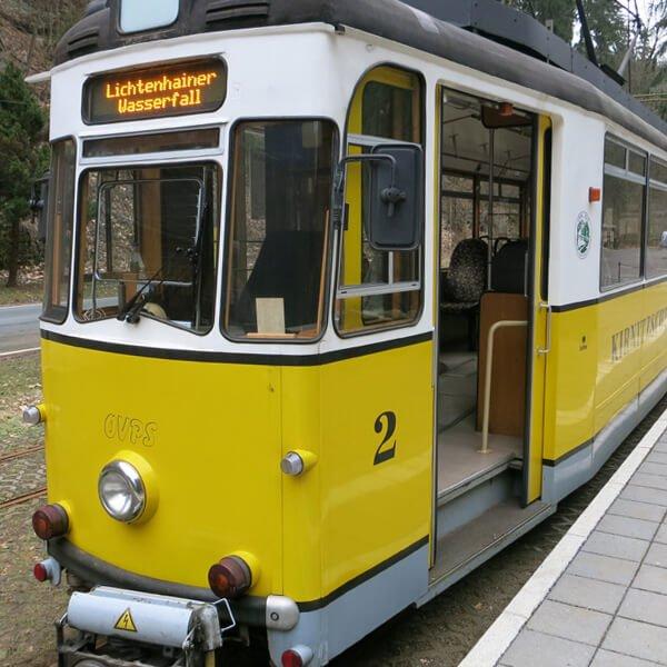 Detunized Vintage Tram