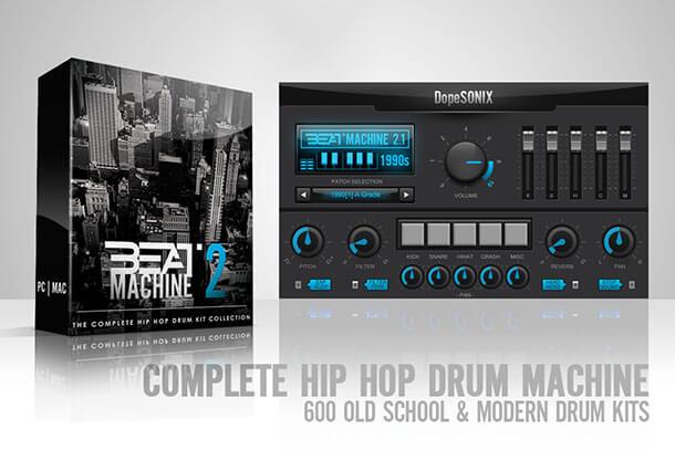 DopeSONIX Beat Machine 2