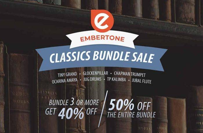Embertone Classics Bundle Sale