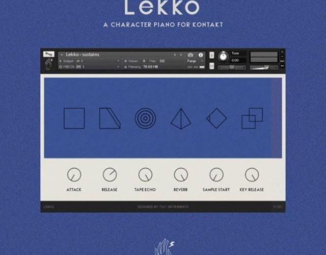 Felt Instruments Lekko feat
