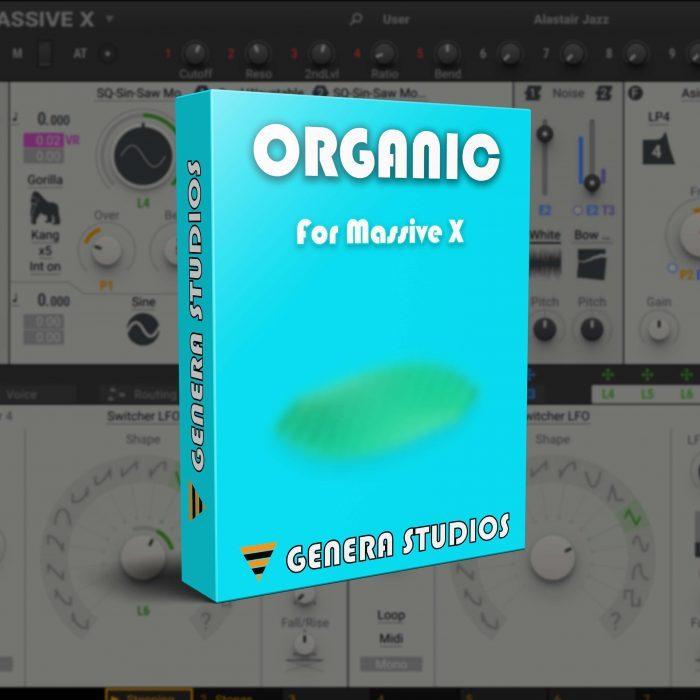 Genera Studios Organic for Massive X