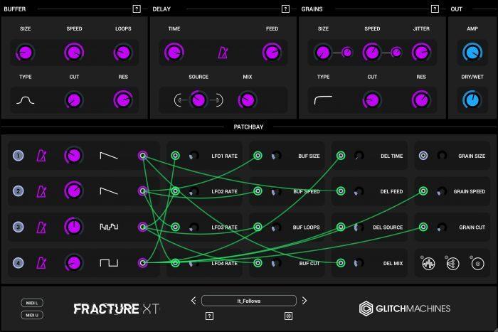 Glitchmachines Fracture XT 1.1.0