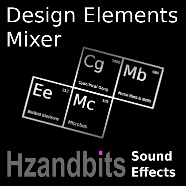 Hzandbits Design Elements Mixer