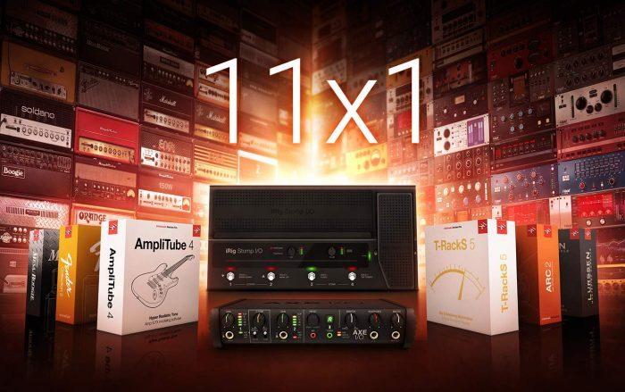 IK Multimedia Pick & Mix 11