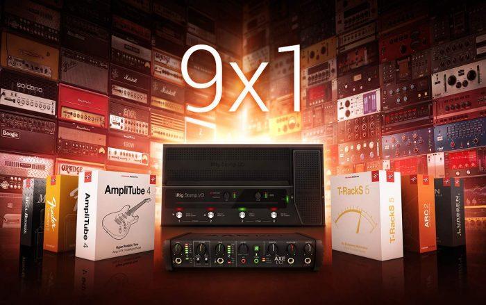 IK Multimedia Pick & Mix Group Buy 9
