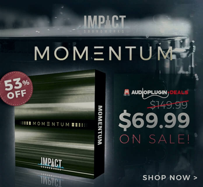 Impact Soundworks Momentum Sale