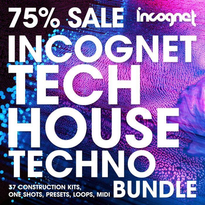 Incognet Tech House & Techno Bundle