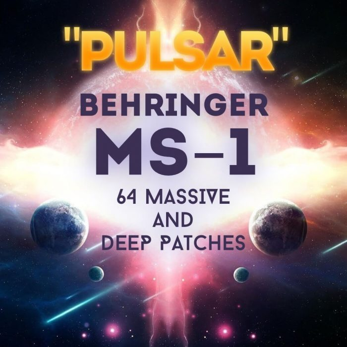 LFO Store Pulsar for Behringer MS-1