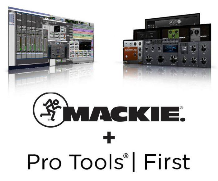 Mackie Avid Pro Tools First