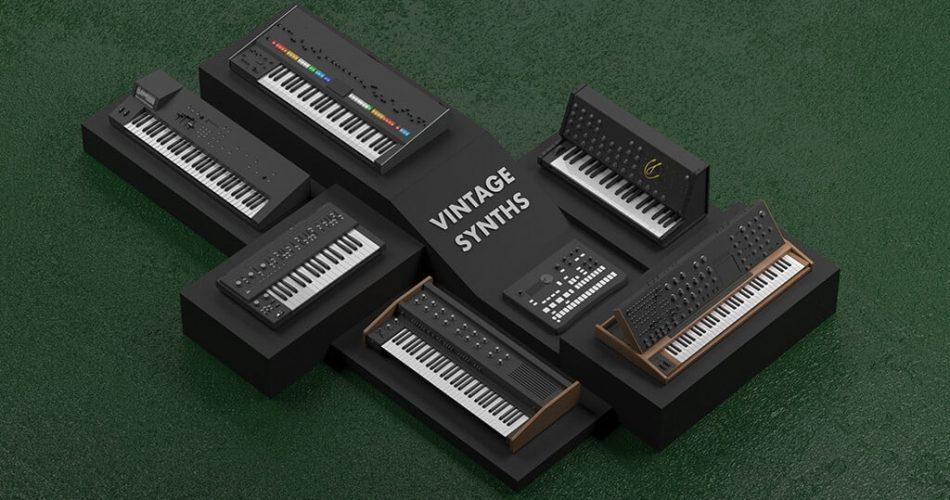 Output Arcade Vintage Synths