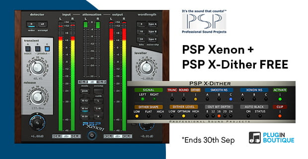 PSP Xenon X Dither Sale