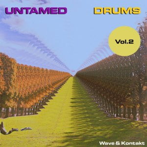 Past To Future Samples Untamed Drums Vol 2