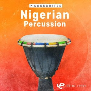 Prime Loops Nigerian Percussion