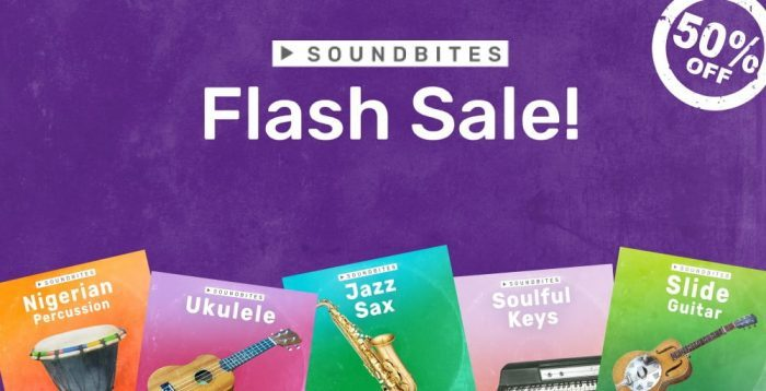 Prime Loops Soundbites Flash Sale