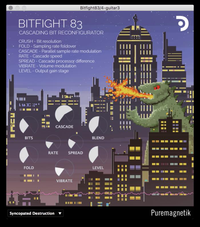 Puremagnetik Bitfight 83