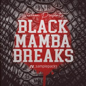 RV Samplepacks Simeon Black Mamba Breaks