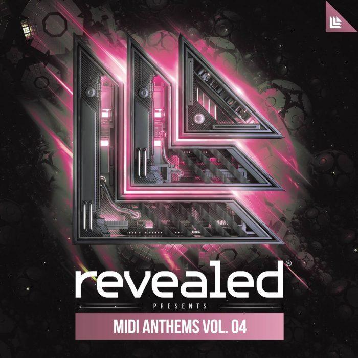 Revealed MIDI Anthems Vol 4