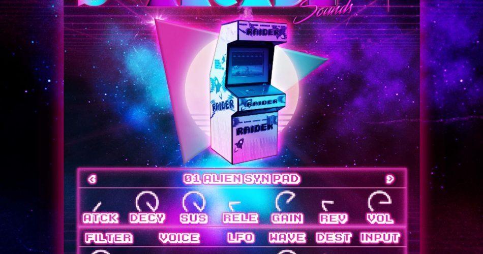 SampleScience 80s Arcade Sounds
