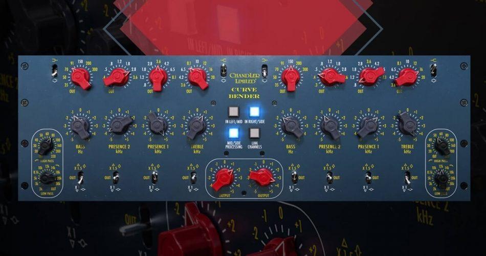 Softube Chandler Limited Curve Bender Mastering EQ