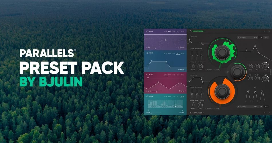 Softube Parallels Preset Pack by Bjulin