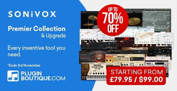 Sonivox Premier Collection 70 OFF