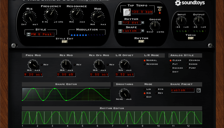 Soundtoys PhaseMistress