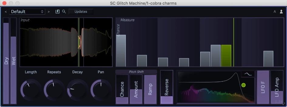 Stagecraft Glitch Machine